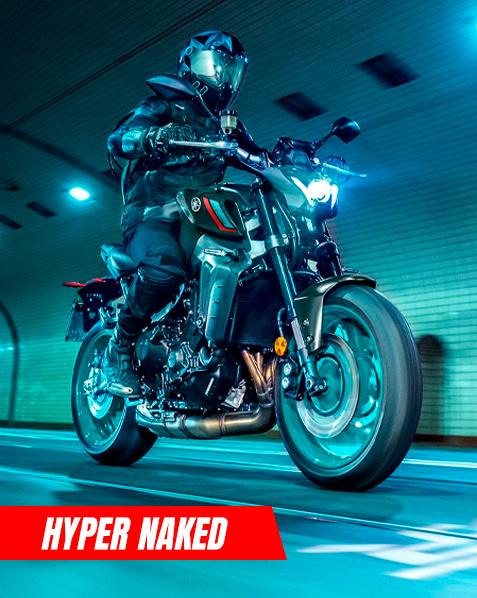 Hyper Naked