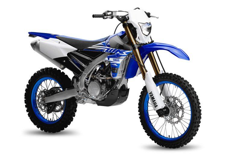 WR-250F - Yamaha Motos