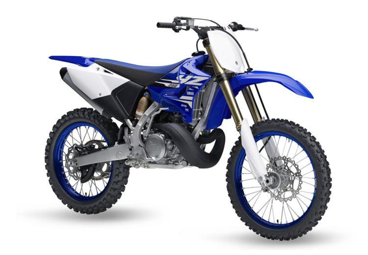 Yz 250 2t Yamaha Motos