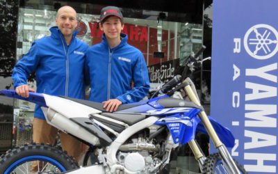 Lucas Valdebenito, el nuevo fichaje Enduro de Yamaha