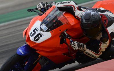 El piloto Chileno de Yamaha en el World Súper Bike en Europa