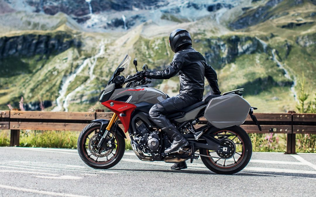 Ya está en Chile la Yamaha Tracer 900GT
