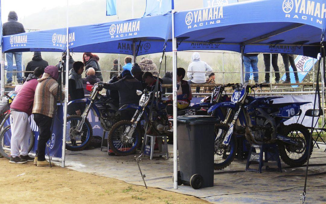 Yamaha en la 5ta Fecha del Campeonato Nacional de Motocross