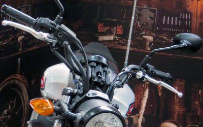 Seguridad Yamaha: Uso de Antena Corta Hilo en motos