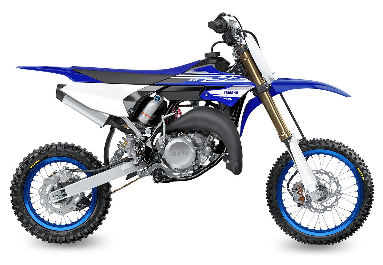 YZ-65 (2T) - Yamaha Motos