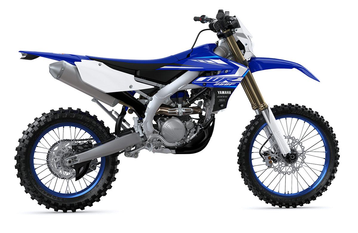 WR-250F (4T) - Yamaha Motos